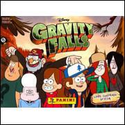 Figurinhas do Álbum Gravity Falls 2019