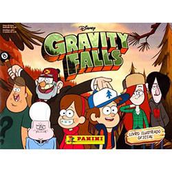 Figurinhas do Álbum Gravity Falls 2019 Panini