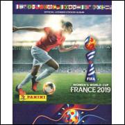 Figurinhas do Album Women s World Cup 2019 France