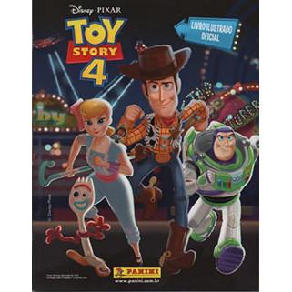 Figurinhas do Album Toy Story 4 2019