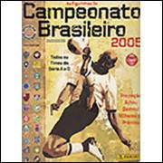 Album Vazio Campeonato Brasileiro 2005