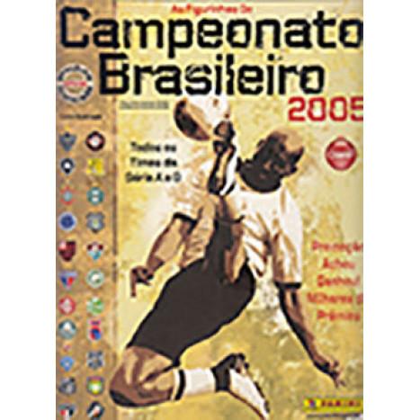 Album Completo Campeonato Brasileiro 2005
