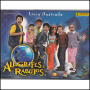 Album Vazio Alegrifes e Rabujos
