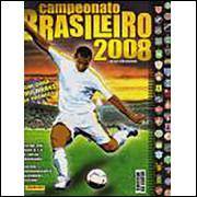 Album Vazio Campeonato Brasileiro 2008