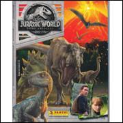 Album Vazio Jurassic World O Reino Ameacado 2018