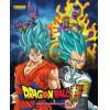 Album Vazio DragonBall Super Capa Dura