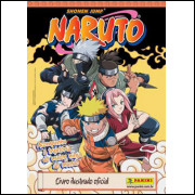 Figurinhas do Album Naruto Shonen Jump 2018