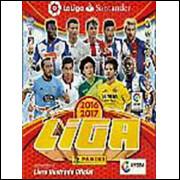 Figurinhas do Álbum Campeonato Espanhol Liga Santander 2016 2017