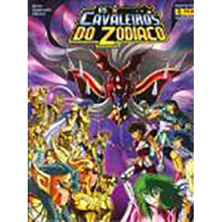 Figurinhas do Album Os Cavaleiros do Zodiaco