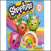 Figurinhas do Album Shopkins