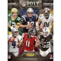 Figurinhas do Album NFL Sticker Collection 2017 Panini