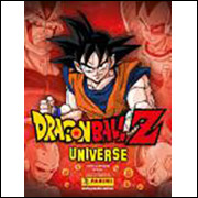Figurinhas do Album DragonBall Z Universe