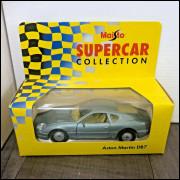 Lote 010 Maisto Supercar Collection Aston Martin DB7