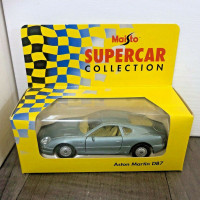 Lote 010 Maisto Supercar Collection Aston Martin DB7
