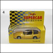Lote 014 Maisto Supercar Collection Corvette ZR1