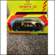 Lote 017 Maisto Classic Sportscar Collection Porsche 911 Turbo Cabriolet