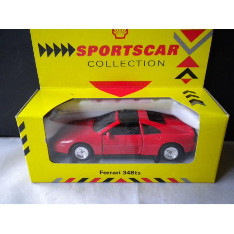 Lote 021 Maisto Sportscar Collection Ferrari 348TS