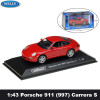 Lote 005 Welly 1/43 Porsche 911 Carrera