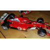 Lote 007 Hot Wheels 1/18 Ferrari F2002 Schumacher
