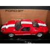 Lote 005 Motor Max 1/24 Ford GT Vermelho
