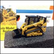 Lote 004 Caterpillar 259D Carregador Compacto da Trilha