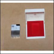 Lote 002 Isqueiro Bach Piezo Electronic Gas Lighter na Caixa