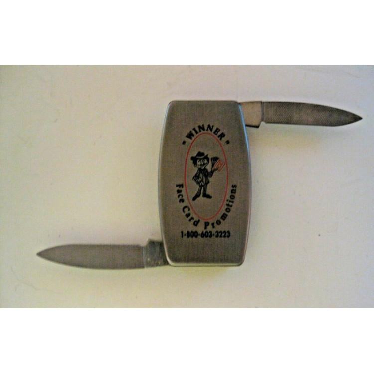 Lote 001 Canivete Zippo