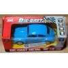 Lote 001 SL Shun Li Toys Fusca Azul 1/32