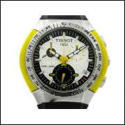 Lote 002 Relogio Tissot T-Tracy Cronógrafo