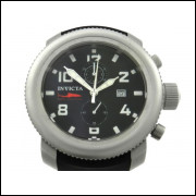 Lote 002 Relogio Invicta Sea Hunter