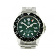 Lote 008 Relogio Ike GMT Lifestyle