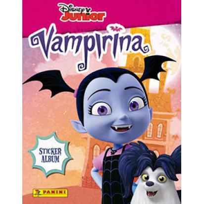 Figurinhas do Álbum Vampirina 2019 Panini