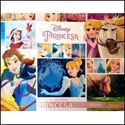 Figurinhas do Álbum Disney Princess Coração de Uma Princesa 2019
