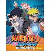 Figurinhas do Album Naruto Shippuden 2016