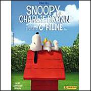 Figurinhas do Álbum Snoopy & Charlie Brown Peanuts O Filme 2016