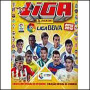 Figurinhas do Album Campeonato Espanhol Liga BBVA 2015 2016