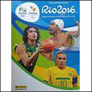 Figurinhas do Album Rio 2016 Jogos Olímpicos e Paralímpicos 2016