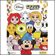 Figurinhas do Album Gogo-s Crazy Bones Disney Claro Figurinhas 2015
