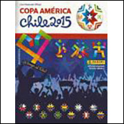 Figurinhas do Album Copa America 2015 Chile