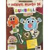 Figurinhas do Album O Incrivel Mundo de Gumball e Darwin 2015 Panini