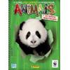 Figurinhas do Album Animais O Grande Livro I do Mundo Animal 2015