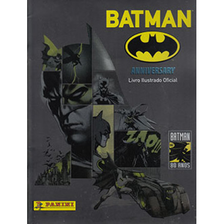Album Completo Batman 80 Anos