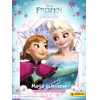 Figurinhas do Album Frozen Uma Aventura Congelante Cards 2015