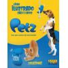 Lote 020 Album Vazio Cães e Gatos Petz 2019