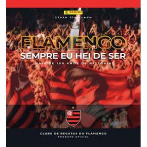 Lote 012 Album Vazio Flamengo Sempre Eu Hei de Ser 2019