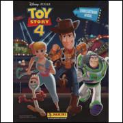 Lote 013 Album Vazio Toy Story 4 2019
