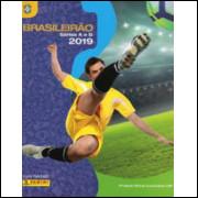 Lote 019 Album Vazio Campeonato Brasileiro 2019 Capa Dura