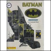 Lote 021 Album Vazio Batman Anniversary 80 Anos 2019 Capa Dura
