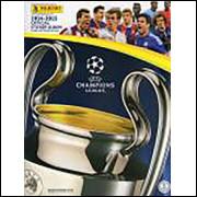 Figurinhas do Álbum Uefa Champions League 2014 2015