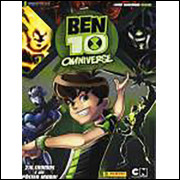 Figurinhas do Album Ben 10 Omniverse 2014
